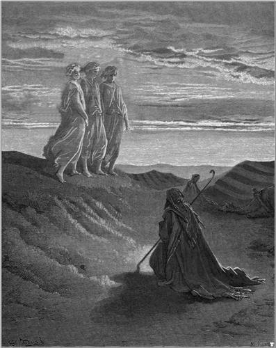 פרשת וירא: שלח לי מלאך
