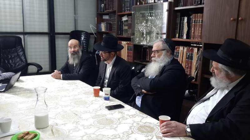 רפואה שלימה. מפגש הרבנים והרופאים|צילום: דוברות איחוד הצלה