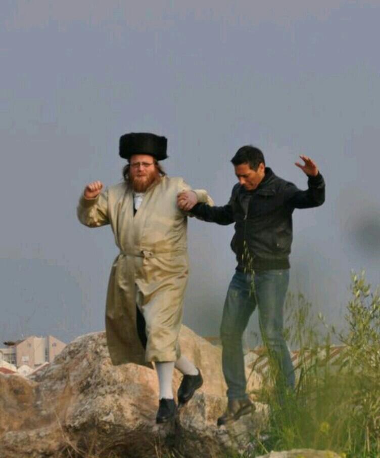 ירון קנר יזם אחי ישראלי עם שמואל פופנהיים | מתוך עמוד הפייסבוק