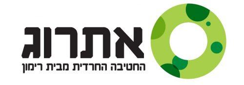 הלוגו של אינטרנט אתרוג | עיצוב מותג בפרסום