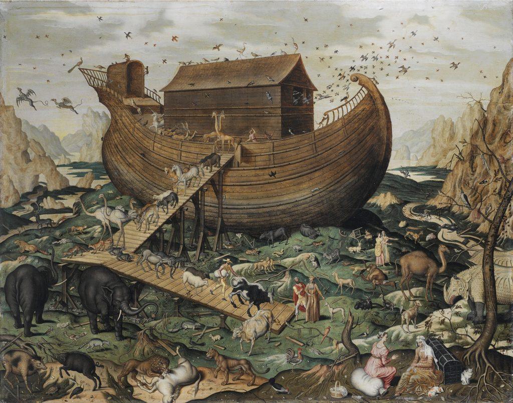 פרשת נוח|צילום:ויקיפידיה