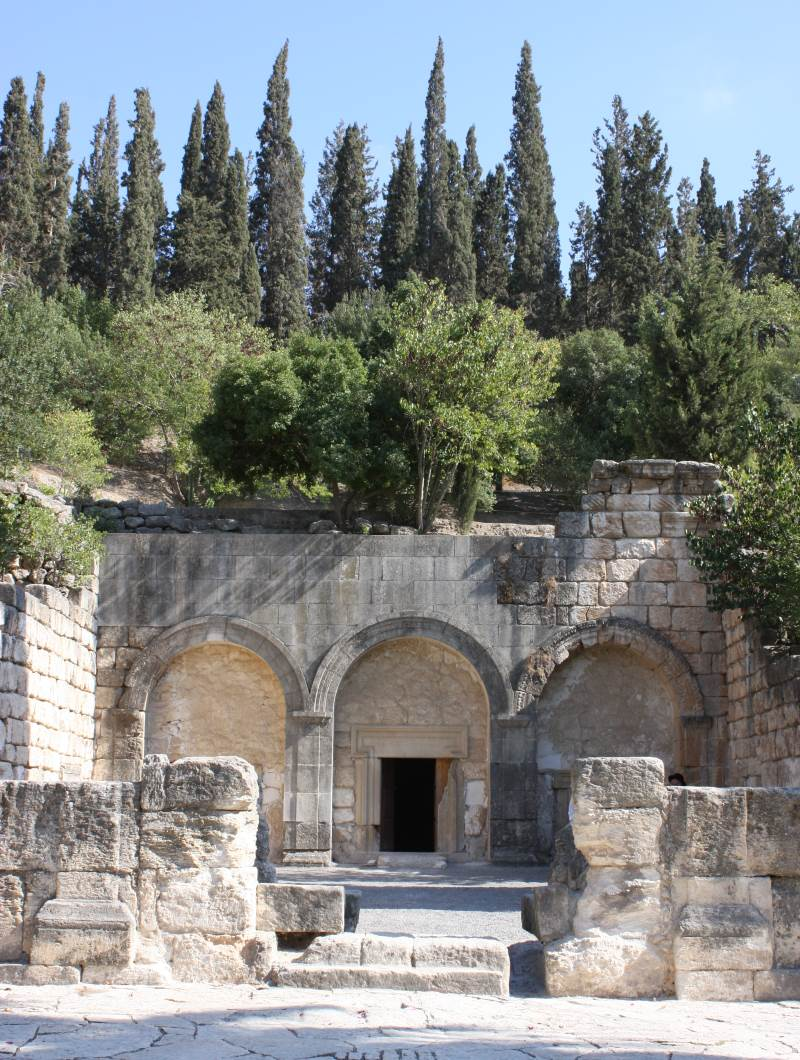 הקברים העתיקים בבית שערים הוכרזו כאתר מורשת עולמית