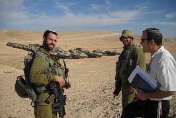 שנה טובה: בואו לתקוע בשופר לחיילים