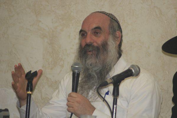 הרב יהושע שפירא | צילום יהודה פרל